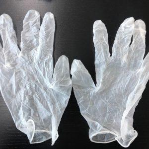 PVC手袋